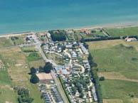camping bord de mer  Sainte-Marie-du-Mont