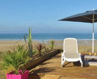 camping bord de mer  Le Rozel