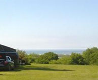 seaside campsite  Saint-Marcan