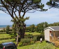 seaside campsite  Pleubian
