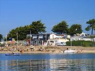 seaside campsite  Pleumeur-Bodou