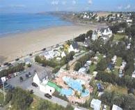 seaside campsite  Pentrez-Plage, Saint-Nic