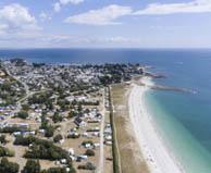 seaside campsite  Sarzeau