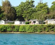 seaside campsite  Arzon