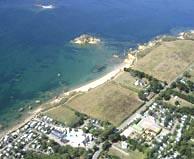 seaside campsite  Pénestin