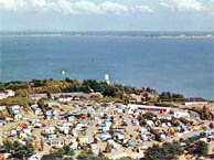 seaside campsite  Saint-Marc-sur-Mer