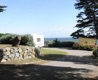 seaside campsite  Préfailles