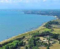 seaside campsite  Les Moutiers-en-Retz