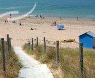 seaside campsite  Barbâtre