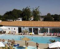 seaside campsite  La Guérinière