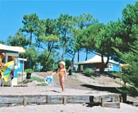 seaside campsite  La Barre-de-Monts