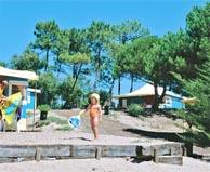 seaside campsite  La Barre-de-Monts
