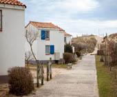 seaside campsite  Saint-Hilaire-de-Riez