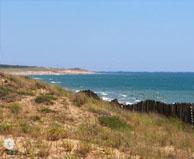 seaside campsite  Longeville-sur-Mer