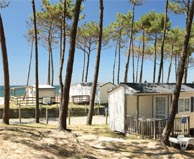 camping bord de mer  Soulac-sur-Mer