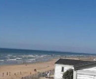seaside campsite  Soulac-sur-Mer