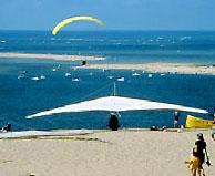 seaside campsite  La Teste-de-Buch