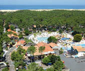 camping bord de mer  Messanges