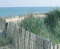 seaside campsite  Torreilles-Plage