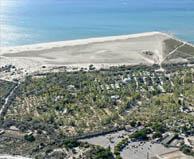 seaside campsite  Le Grau-du-Roi
