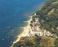 camping bord de mer  La Londe-les-Maures
