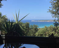 camping bord de mer  Cargèse
