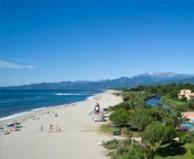 camping bord de mer  Ghisonaccia