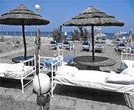seaside campsite  Castellare-di-Casinca