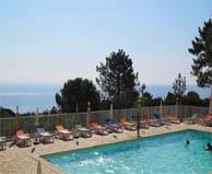 seaside campsite  Conca