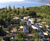 seaside campsite  Patrimonio