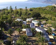 camping bord de mer  Patrimonio