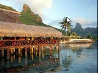hotel with sea view Kaveka-moorea