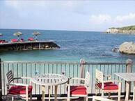 hotel vue mer Toubana