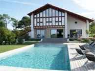 hotel with sea view acotz-stjean-luz