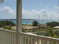 hotel with sea view alamanda-st-martin