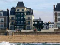 hotel with sea view alexandra_st_malo