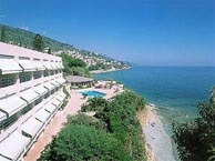 hotel with sea view alivi-bastia