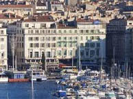 hotel with sea view alize_marseille