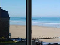 hotel with sea view alpha-ocean-st-malo