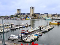 hotel with sea view ambassadeur-cherbourg
