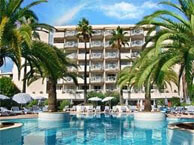 hotel with sea view ambassadeur_antibes