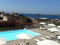 hotel with sea view amiraute_ajaccio