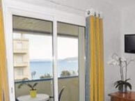 hotel with sea view anglade-lavandou