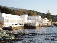 hotel with sea view ariana-bastia