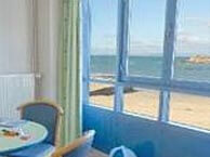 hotel with sea view armor-douarnenez