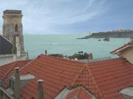 hotel with sea view atalaye-biarritz