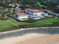 hotel with sea view atlanthal-anglet