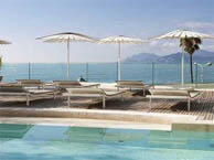 hotel with sea view avangani-cannes