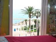 hotel with sea view azur-nice