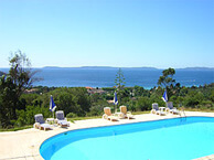hotel with sea view azur_hotel_lavandou